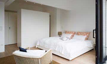Mareesstr split level haus renovierung sanierung ausbau reihenmittelhaus 70er jahre beton - Renovierung schlafzimmer ...