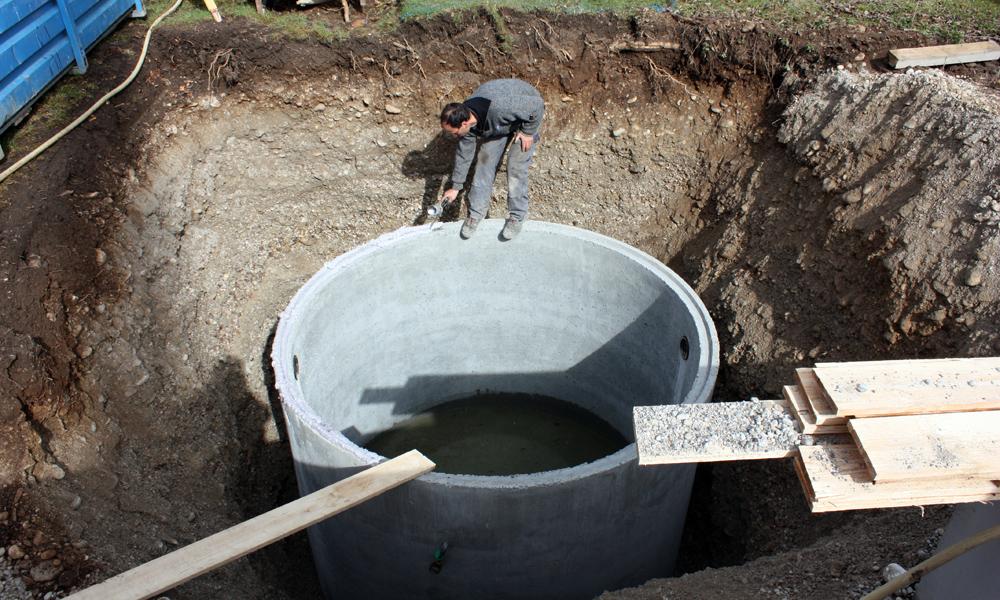 regenwasserzisterne selber bauen regenwasserzisterne selber bauen wanderfreunde hainsacker